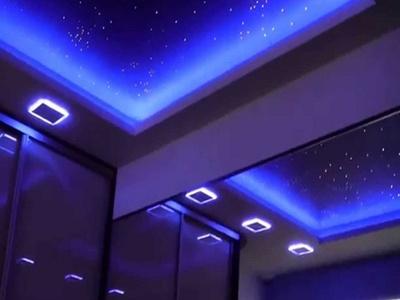 Фото: Установка пвх панелей на потолок