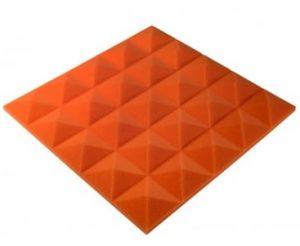 Оранжевая панель